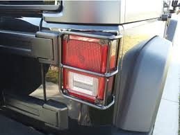 jeep wrangler brake light cover jeep wrangler rear light cover tail l guards cove a collection