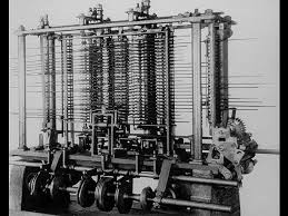 history of computers long long ago