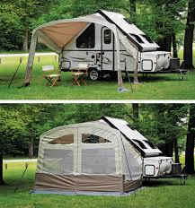 Rv Window Awnings For Sale Awning Screen Room Combo Details For Flagstaff T Series Camping