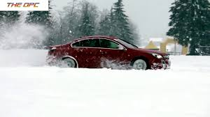 opel winter opel insignia opc 4x4 winter is coming youtube
