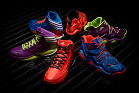 adidas unveils basketball u201cbright lights u2013 big city u201d shoe packs
