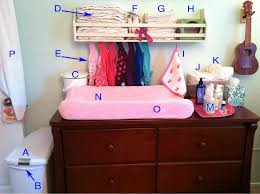 Diapers Changing Table Everything You Need To Set Up A Cloth Changing Station