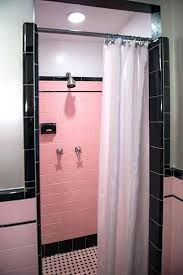 Pink And Black Bathroom Ideas Vintage Pink Bathroom Ideas Justget Club