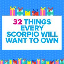 32 things that ll make every scorpio say i desire