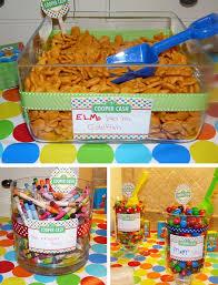 Kids Party Food Ideas Buffet by Best 25 Sesame Street Snacks Ideas On Pinterest Sesame Street