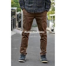 Celana Zara celana pria chino zara keren elevenia