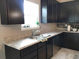 pic of kitchen backsplash faux stone kitchen backsplash how to nest for less