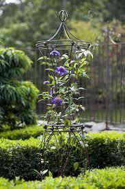 Obelisk Trellis Metal 45 Best Elements Obelisks Images On Pinterest Garden Ideas