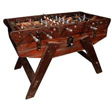 vintage foosball table for sale awesome vintage foosball table at 1stdibs