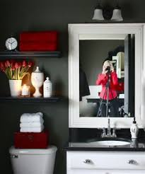 Red And Black Bathroom Ideas Colors Target Red Bathroom Rugs Ideas Pinterest Bathroom Trends And