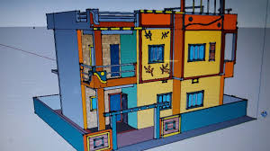 Building Elevation In 12 X40 30 x 40 front elevation design youtube