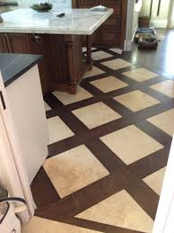 hardwood floor with tile inserts one of a kind wood floors