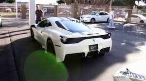 gold and black ferrari white gold u0026 black ferrari 458 speciale youtube