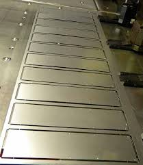 sheet metal sting custom precision los angeles california