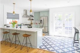 Tile Floor Kitchen by Cement Tile Flooring Home Design Image Classy Simple Under Cement