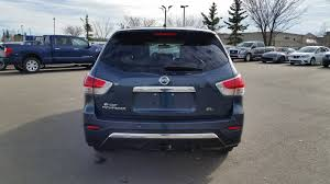 nissan suv back pathfinder for sale in sherwood park ab sherwood nissan