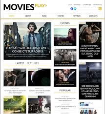 best resume layout 2013 movies 20 coolest movie templates web template customization