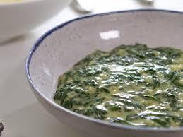 creamed spinach recipe trisha yearwood food network