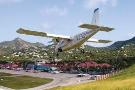 Comfort Winair Challenging Airports Saint Barthelemy U0027s Gustav Iii Airport Key