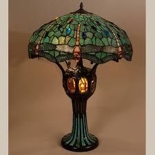 Dragonfly Light Fixture Mission Oak Furniture Arts Crafts Movement Accessories