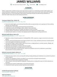Resume Example Entry Level by Phlebotomy Resume Sample Entry Level Phlebotomist Resumes Samples