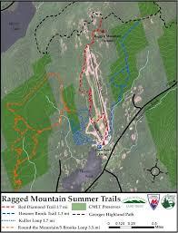 map of camden maine hiking camden snow bowl