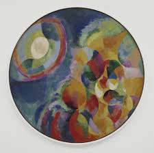 robert delaunay simultaneous contrasts sun and moon 1913