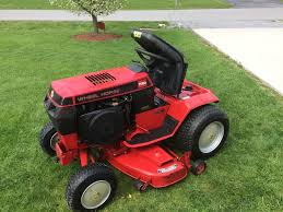 finally the holy grail i got a 520 wheel horse tractors