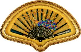 decorative fans decorative fan cases display your decorative fans in these