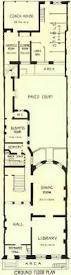 facade and floor plan of house on grosvenor square some are