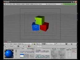 graphic design program using blender 3d software for graphic design basic