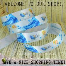 glitter ribbon wholesale free shipping ribbon 5 8 16mm 20 yards princess ribbon printed
