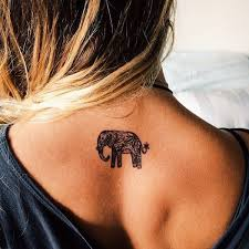 25 unique small elephant tattoos ideas on pinterest tiny