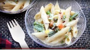 white sauce pasta bangladeshi style pasta recipe how to make