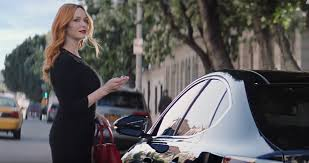 new lexus commercial model kia cadenza stars in new commercial with christina hendricks and