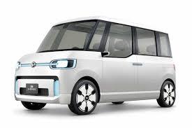 daihatsu jeep daihatsu is bringing all sorts of funky new concepts to tokyo