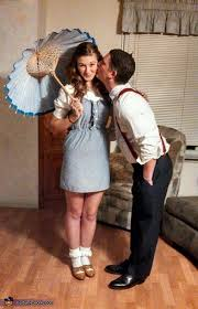 Koala Halloween Costume Darla Alfalfa Couple Halloween Costume Idea Costumes