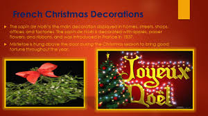 how french people celebrate christmas ppt video online download
