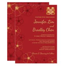 Cherry Blossom Wedding Invitations Cherry Blossom Wedding Invitations U0026 Announcements Zazzle Co Uk