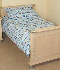 Junior Cot Bed Duvet Set Cars Vehicle Police Fire Cot Bed Junior Duvet Cover U0026 Pillowcase