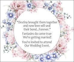 wedding quotes destiny wedding invitation wording ideas for wedding invitation wording