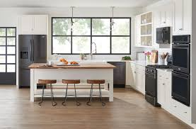 a photo ready kitchen for frigidaire homepolish frigidaire turned to homepolish specifically designer kevin bennert to bring their vision to life as soon as kevin saw the appliances the inspiration