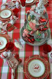 660 best christmas tablescapes images on pinterest christmas