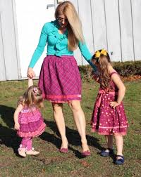 mother u0026 daughter looks by matilda jane u0026 a giveaway momtrends