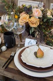 Fall Table Settings by A Fall Inspired Table By Betsy Stone Of Theoni Collection U2014 A