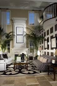 Wohnzimmer Design Mit Stein 54 Wohnzimmern Mit Soaring 2 Geschossige U0026 Kathedrale Decken