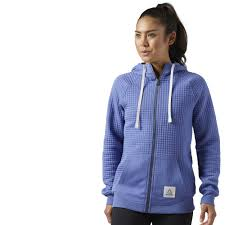 women u0027s hoodies u0026 sweatshirts reebok us