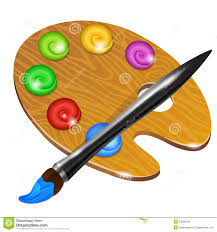 Paint Pallet by Paint Pallet Drawing Images Reverse Search