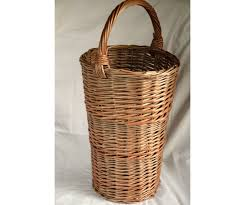 Wicker Paper Plate Holders Wholesale Wicker Umbrella Stand Wicker Basket For Umbrellas Rustic