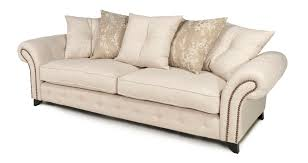Ebay Cream Sofa Dfs Akasha Cream Fabric Sofa Set Inc 4 Seater Sofa And 2 Seater